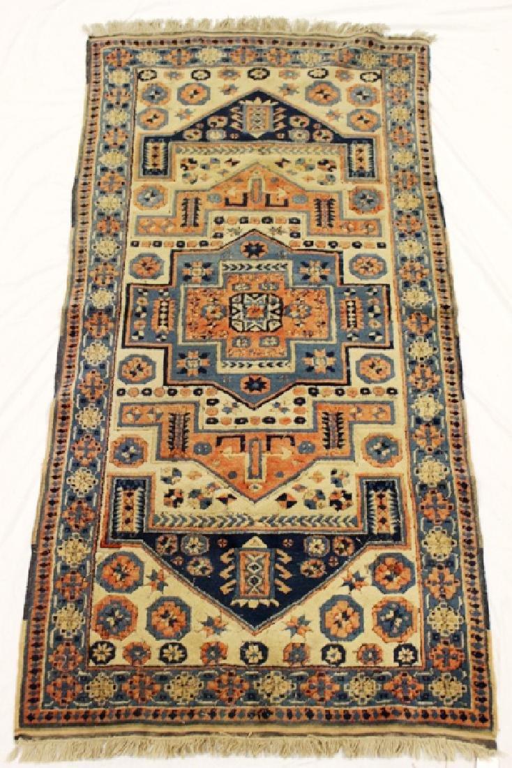 Semi-antique Persian runner