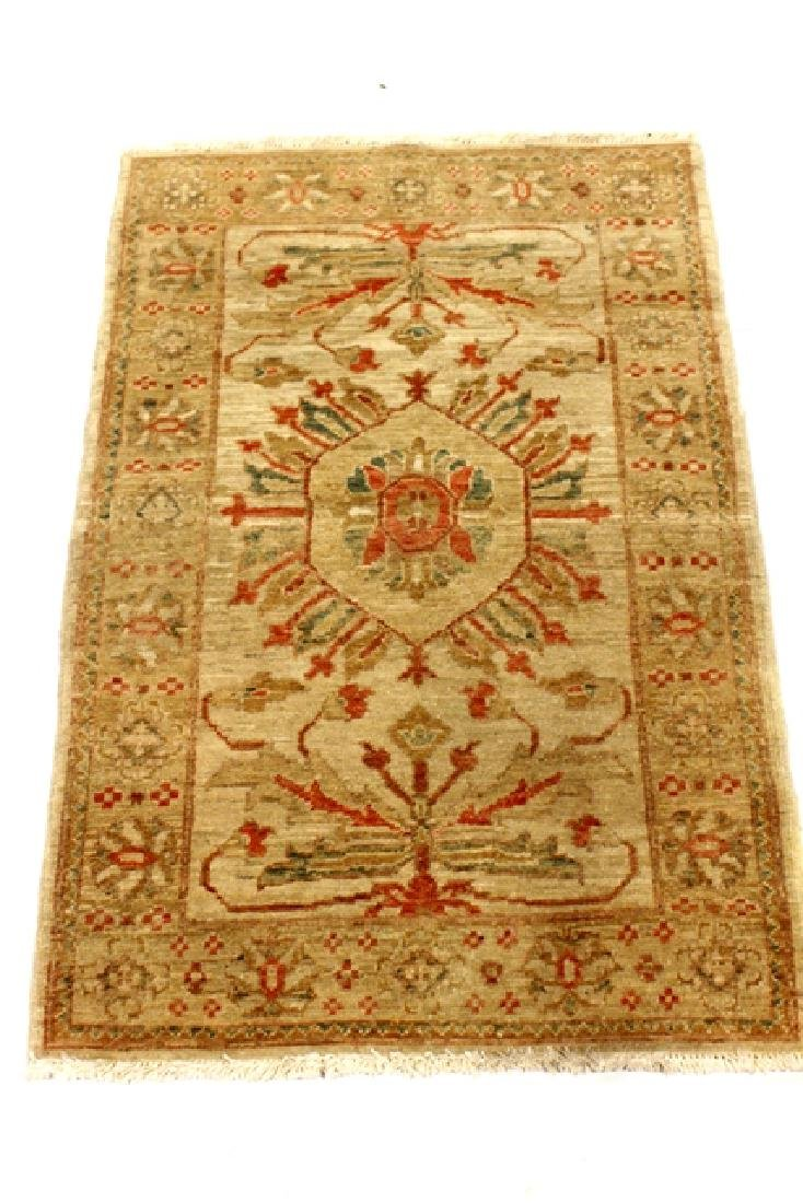 Late 20th century Pakistan hand knotted rug