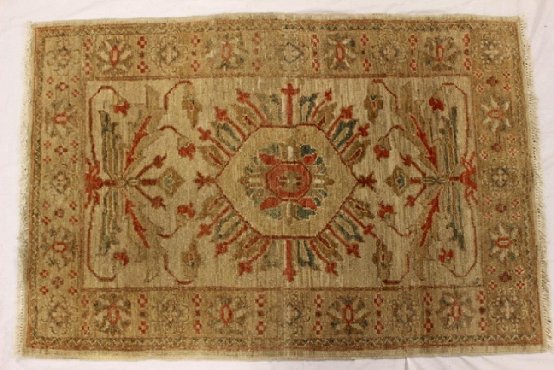 Late 20th century Pakistan hand knotted rug - 4