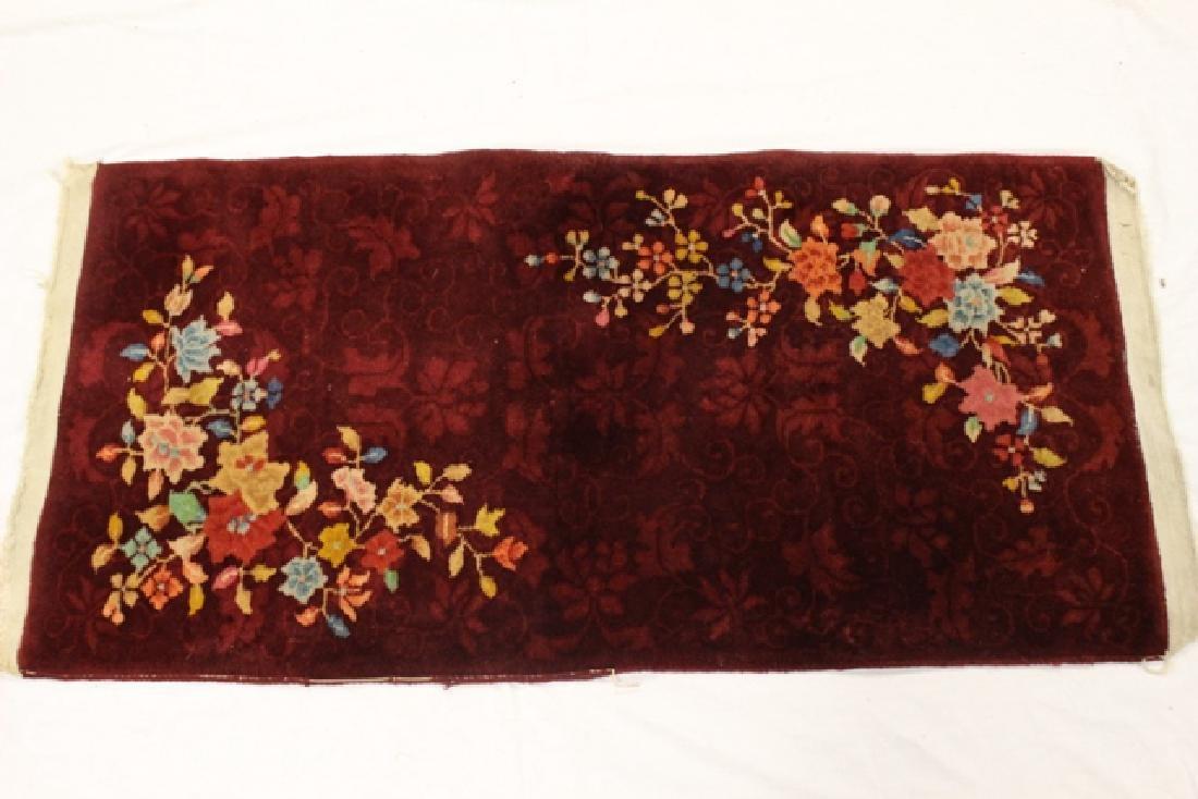 Art deco Chinese rug - 2
