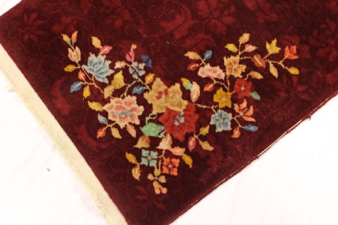 Art deco Chinese rug - 3