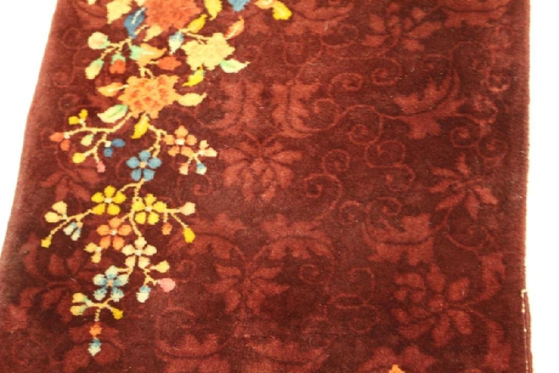 Art deco Chinese rug - 4