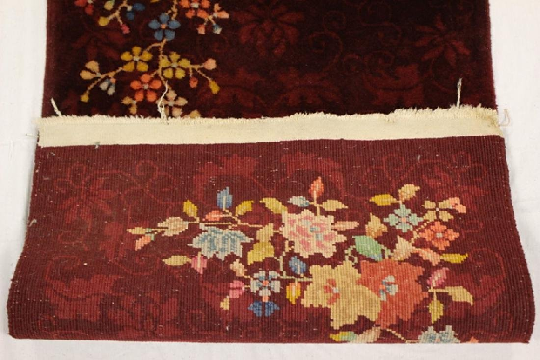 Art deco Chinese rug - 5