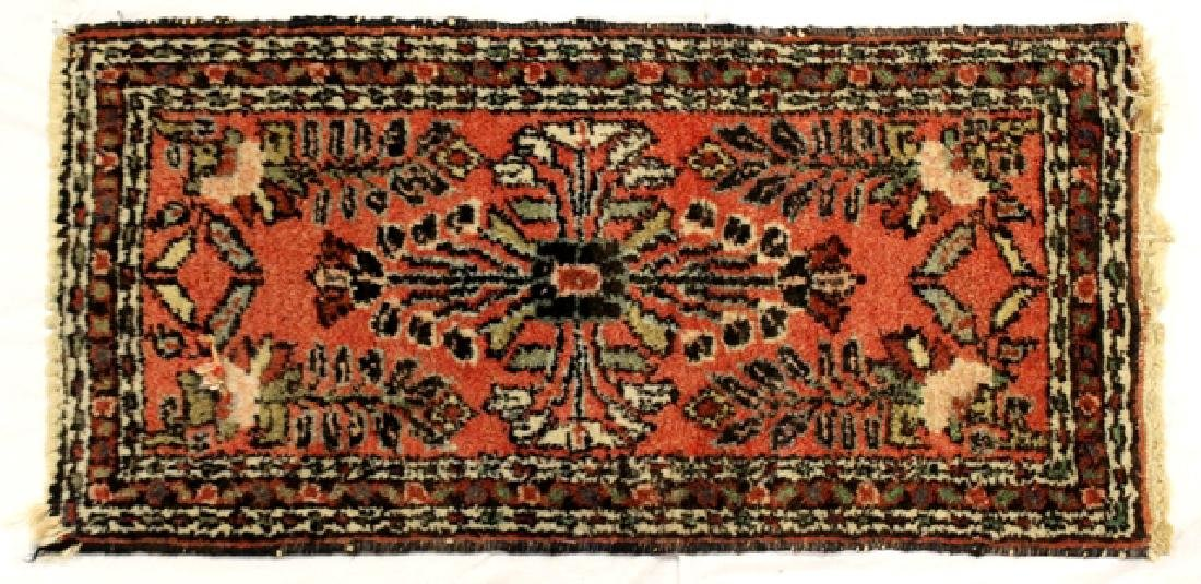 Group of three semi-antique rugs - 5