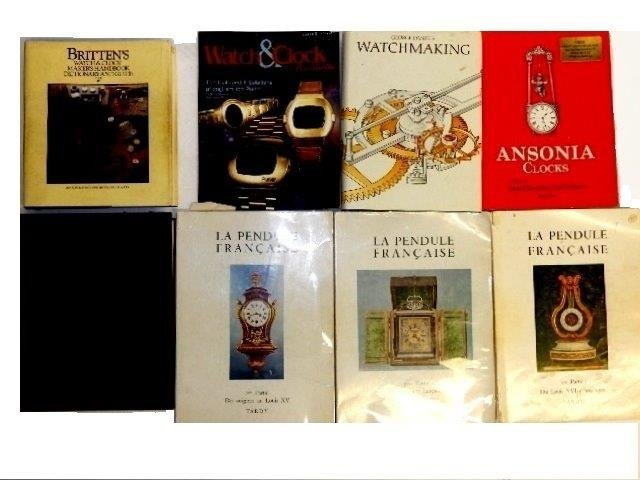 30 Various Clock Books And Magazines - 6