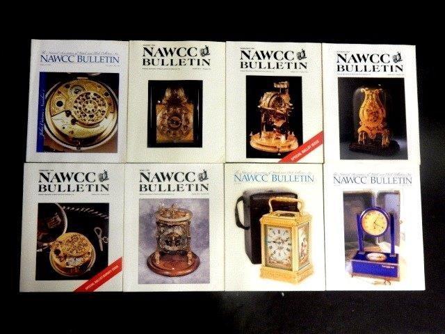 48 NAWCC Bulletin Magazines 1980s & 90' - 2
