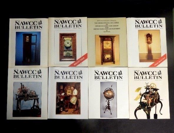 48 NAWCC Bulletin Magazines 1980s & 90' - 4