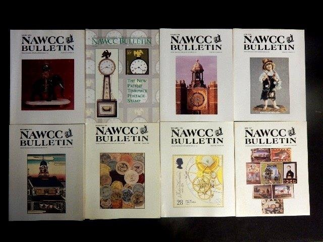 48 NAWCC Bulletin Magazines 1980s & 90' - 5
