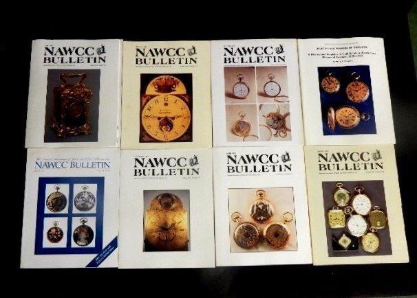 48 NAWCC Bulletin Magazines 1980s & 90' - 6