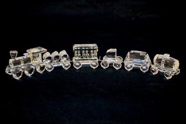 Swarovski Crystal 9 Piece Lot - 3