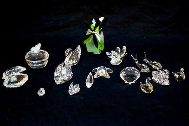 Swarovski Crystal 16 Piece Lot