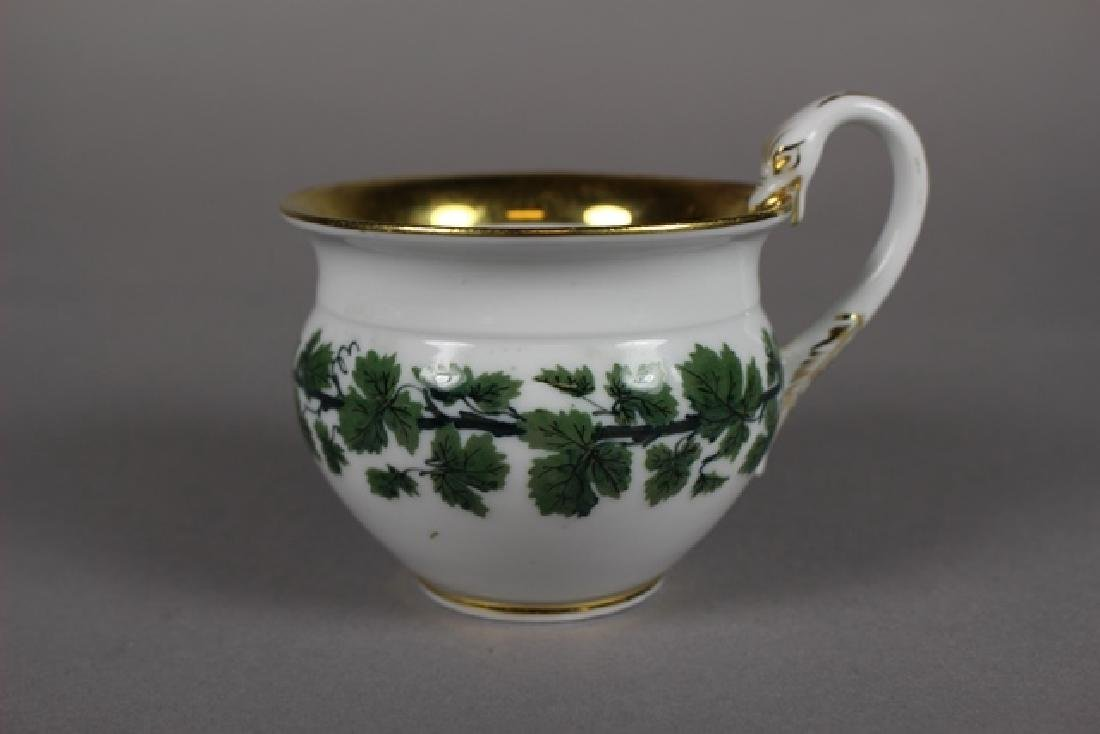 Early 20th Century Meissen Dragon Handled Cup