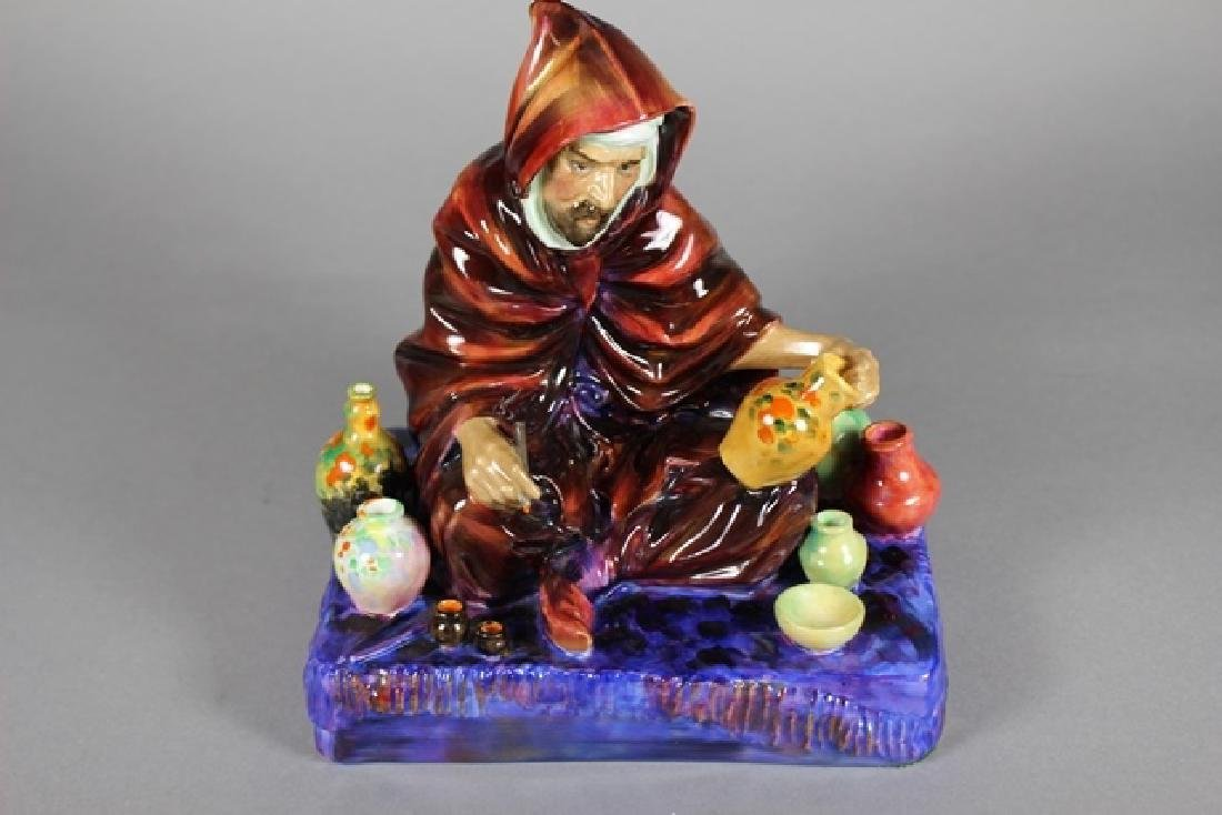 Royal Doulton THE POTTER FIGURINE