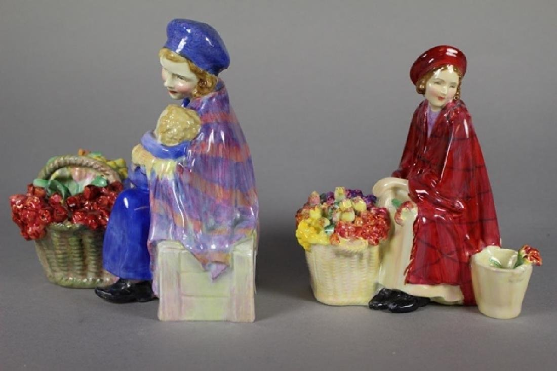 PAIR Royal Doulton FIGURINES - 2