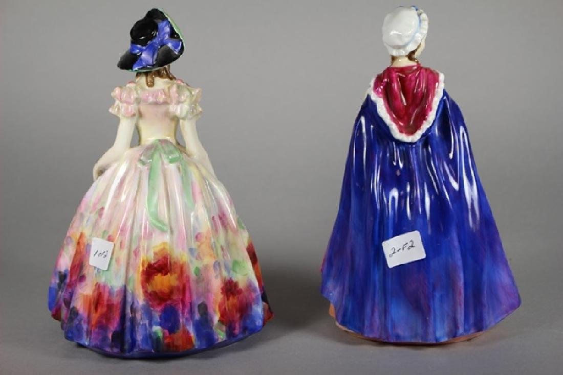 Two Royal Doulton Figurines - 3