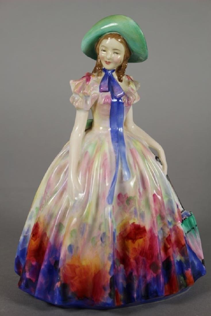 Two Royal Doulton Figurines - 4