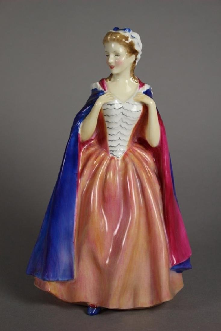 Two Royal Doulton Figurines - 6