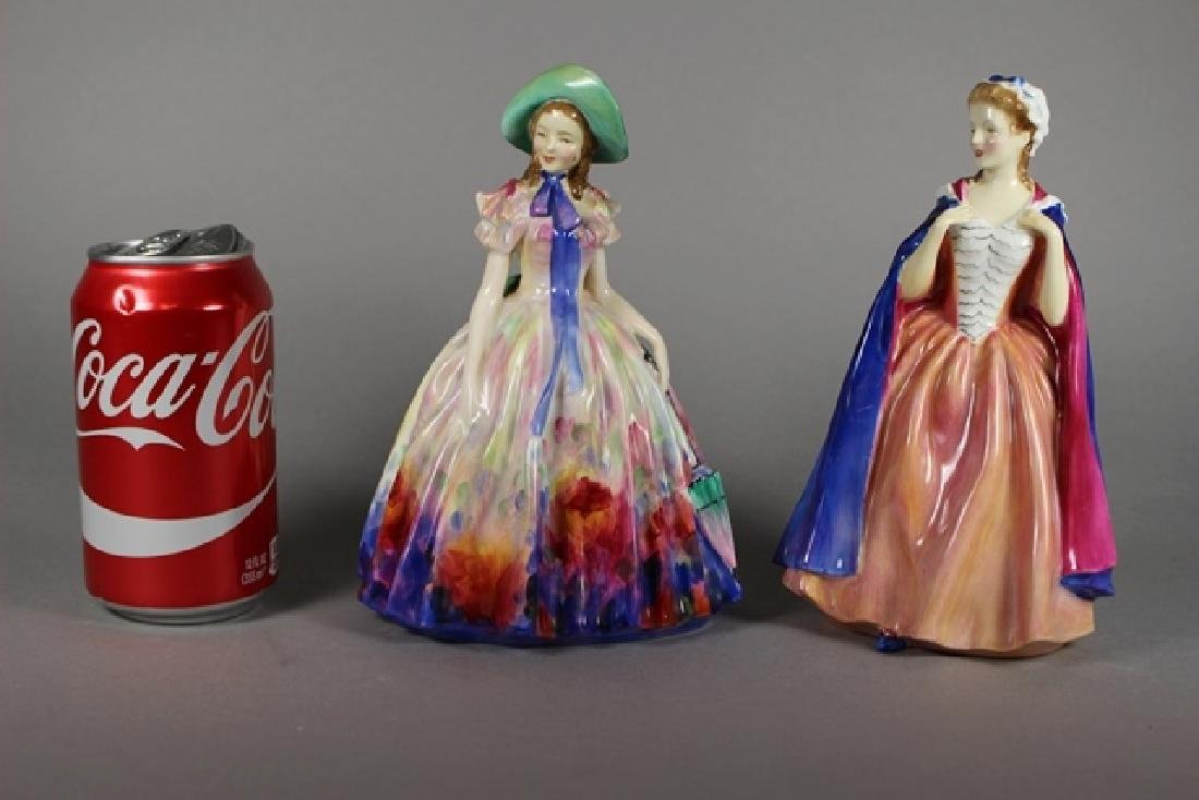 Two Royal Doulton Figurines - 9