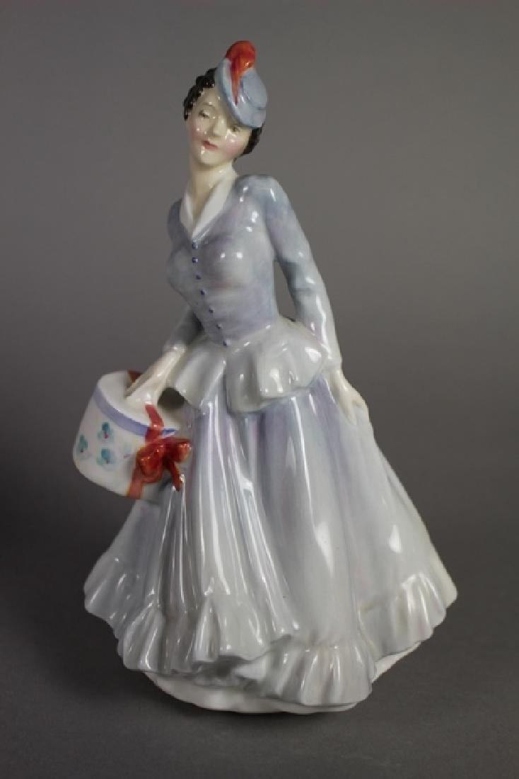 Three Royal Doulton Figurines - 9
