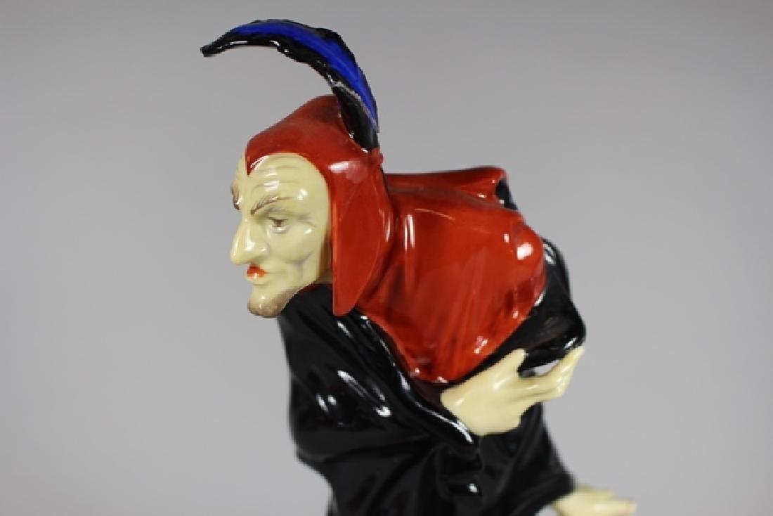 Hutschenreuther Jester Porcelain Figurine - 3
