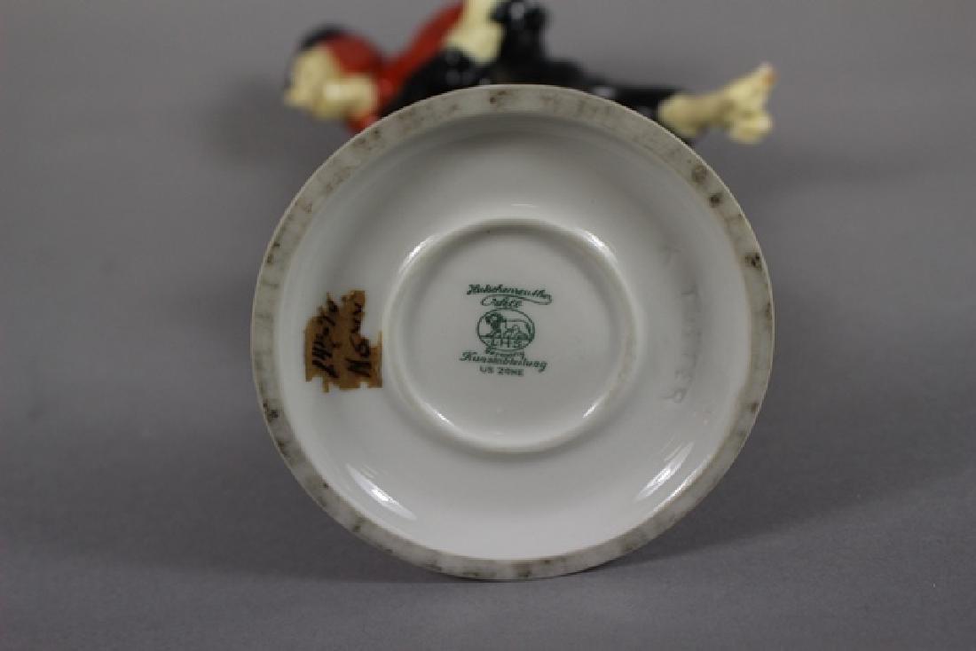 Hutschenreuther Jester Porcelain Figurine - 7