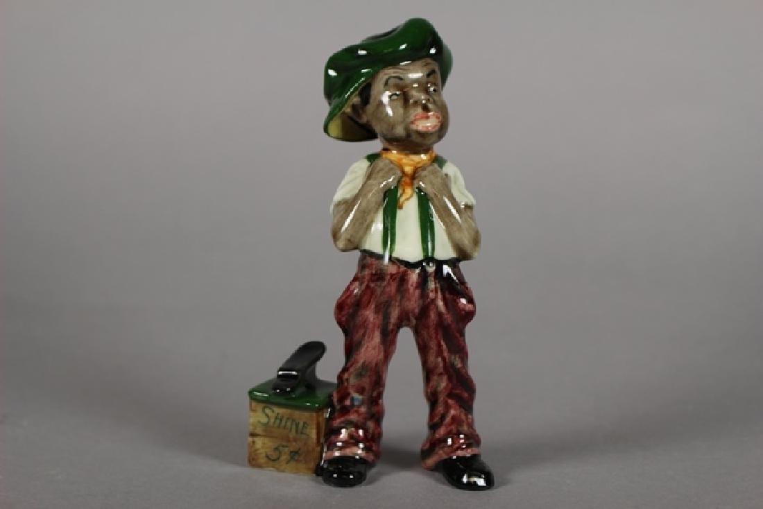Gort Black Americana Figurine