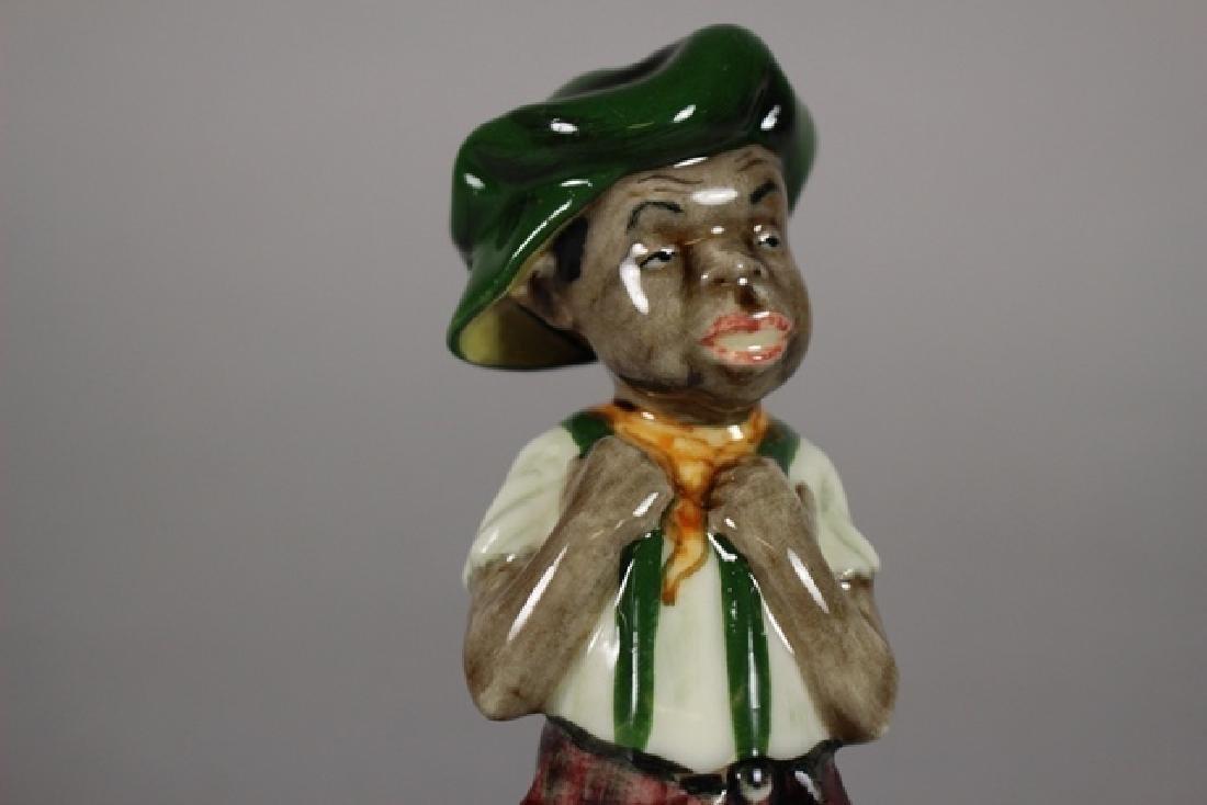 Gort Black Americana Figurine - 2