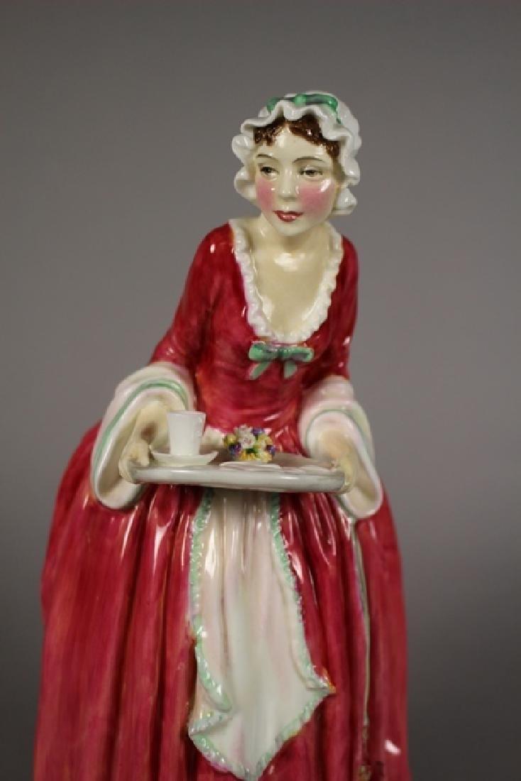 "Royal Doulton Figurine "" M'Lady,s Maid"" - 2"