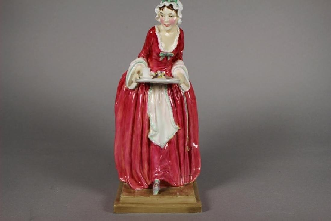 "Royal Doulton Figurine "" M'Lady,s Maid"" - 3"