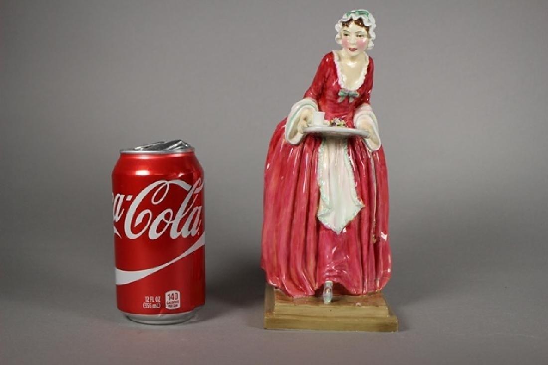 "Royal Doulton Figurine "" M'Lady,s Maid"" - 4"
