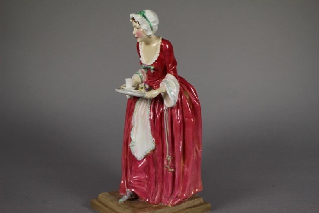 "Royal Doulton Figurine "" M'Lady,s Maid"" - 5"