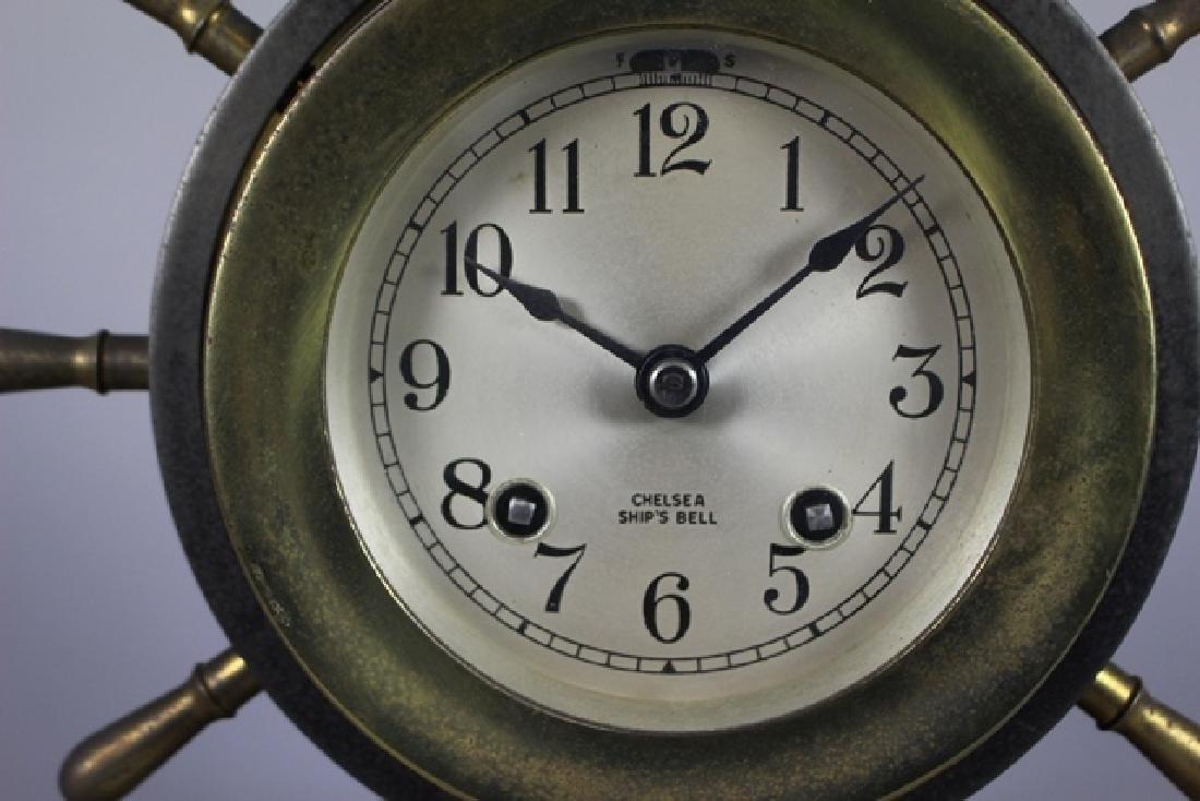 Chelsea Ships Bell Clock - 2