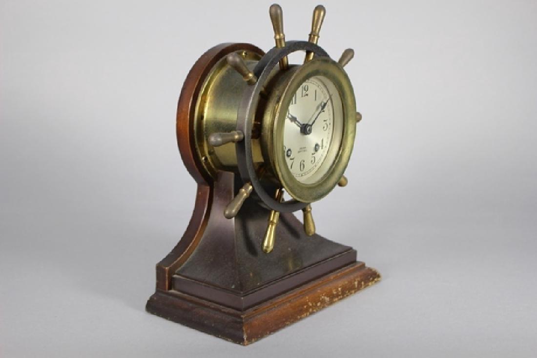 Chelsea Ships Bell Clock - 3