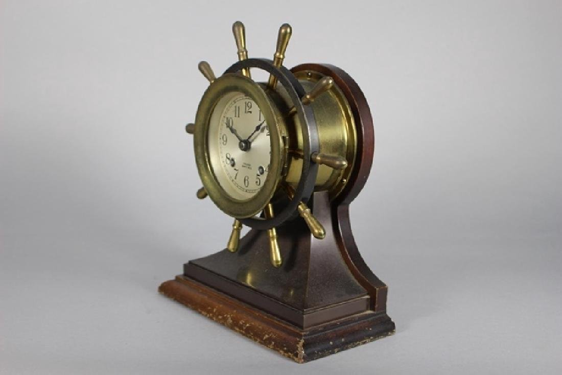 Chelsea Ships Bell Clock - 4