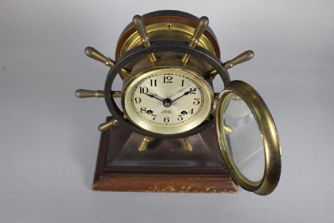 Chelsea Ships Bell Clock - 5