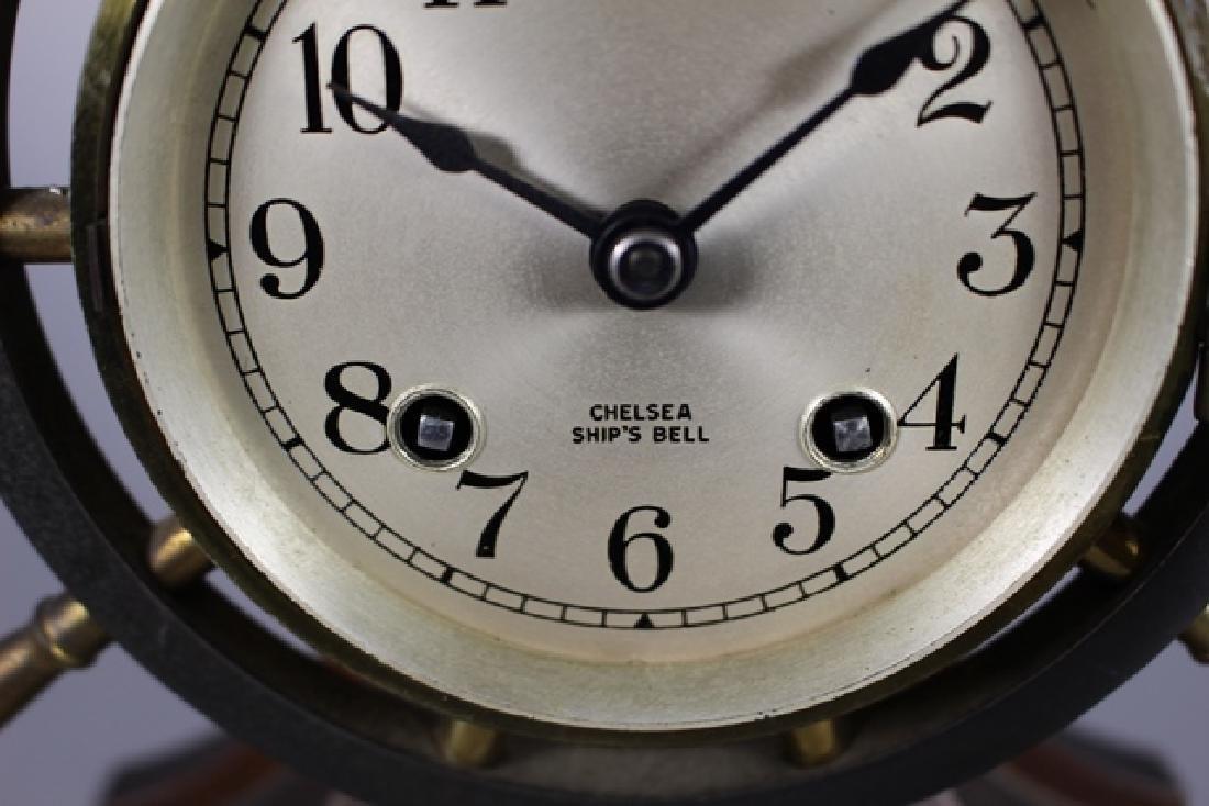Chelsea Ships Bell Clock - 7