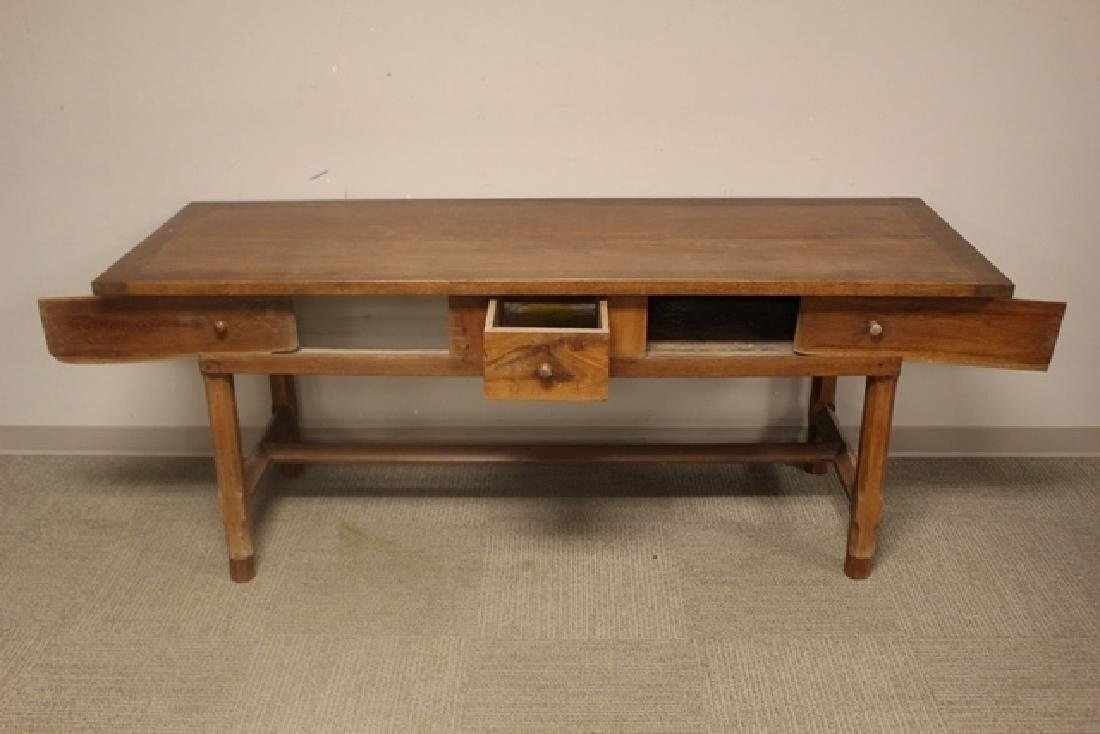 19th Century Constructed Harvest Table - 3