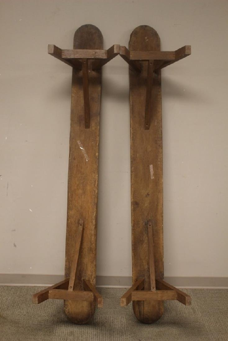 Late 18th Early 19th Century Country Benches - 6