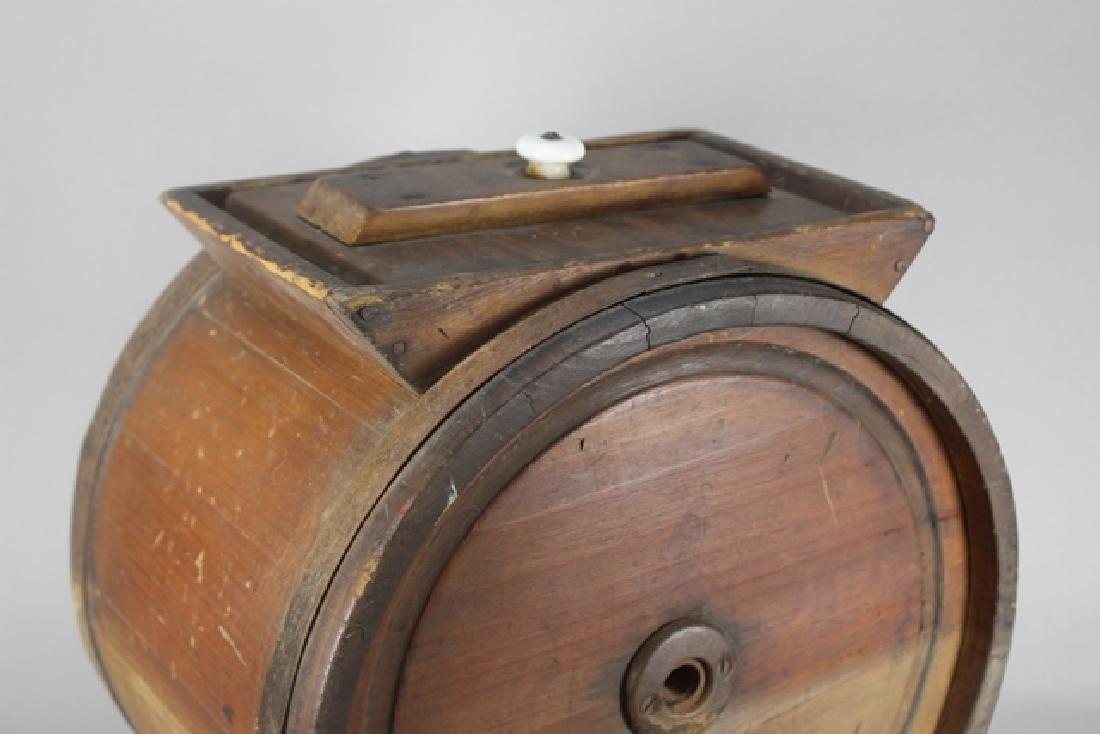 19th Century Primitive Barrel - 2