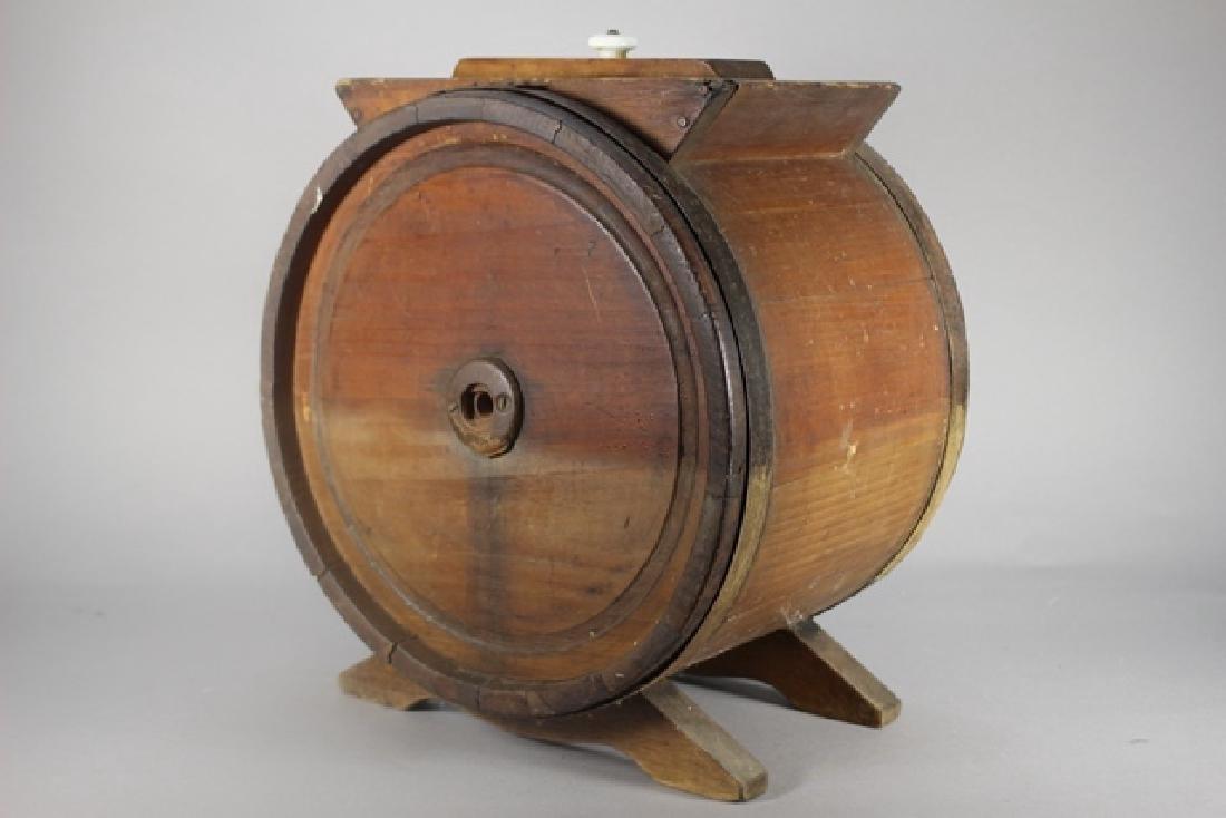 19th Century Primitive Barrel - 4