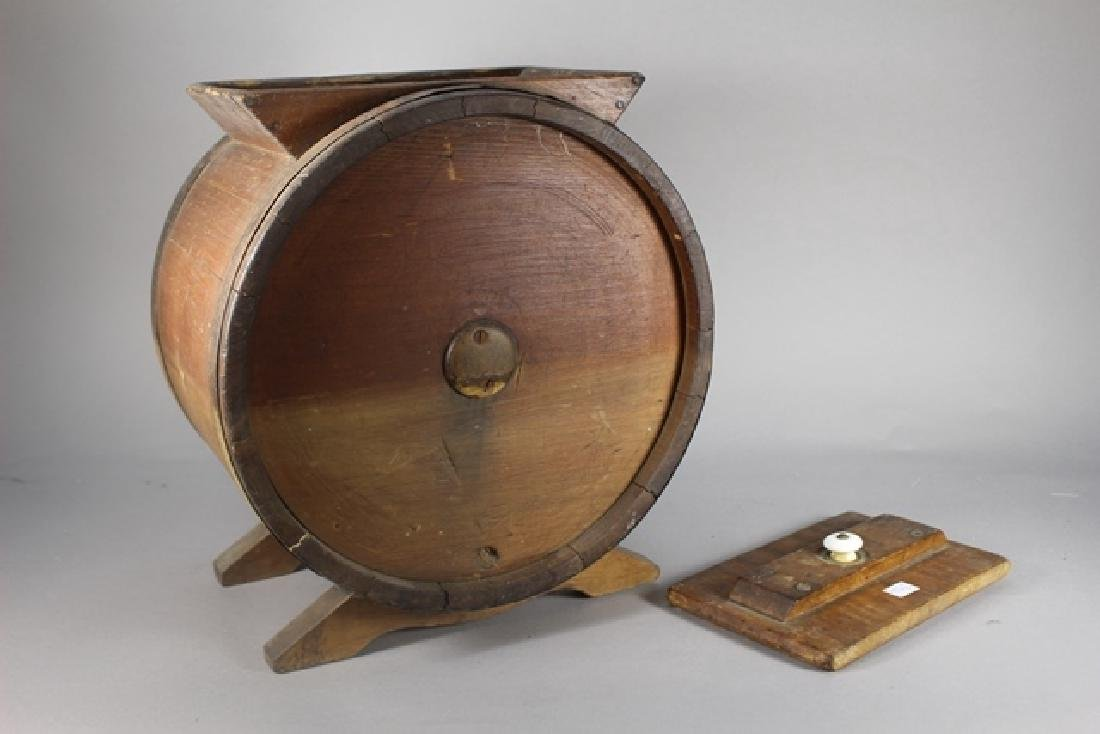 19th Century Primitive Barrel - 7