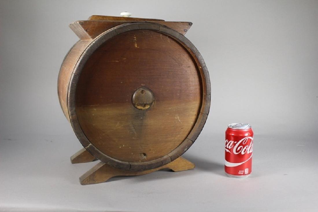 19th Century Primitive Barrel - 9