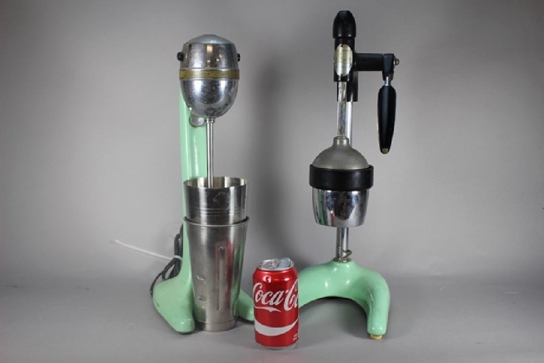 Two Hamilton Beach Malt Mixer And Juicer - 2