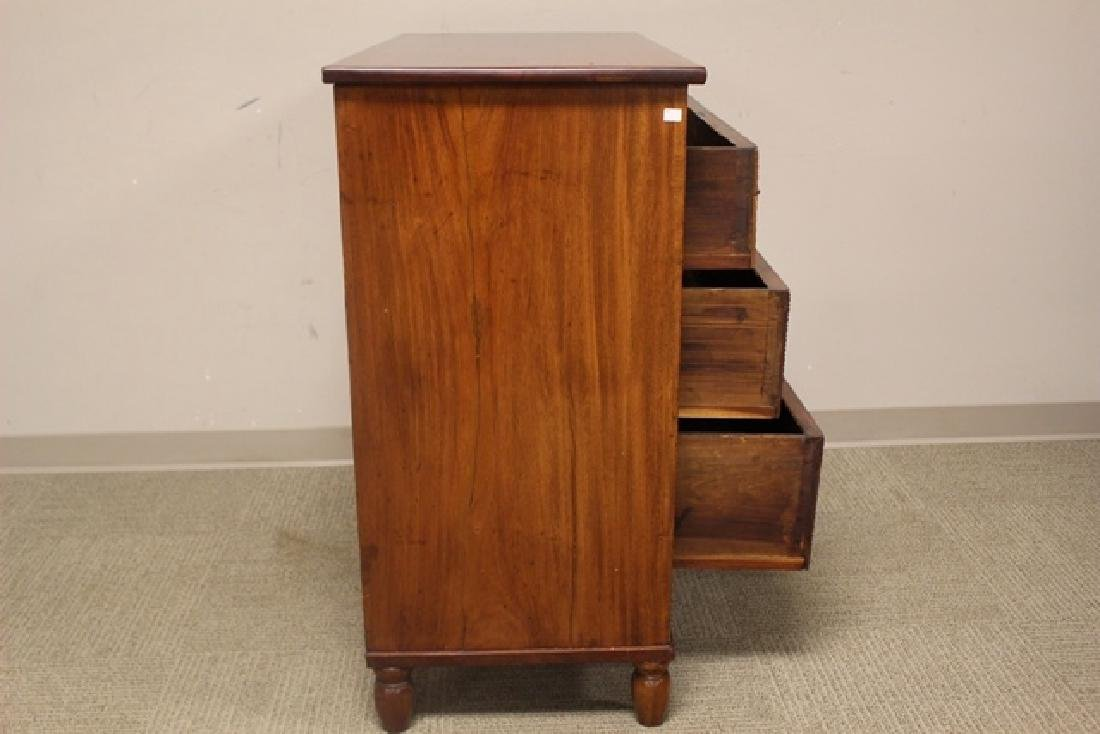 Mid 19th Crouched Mahogany Chest - 6