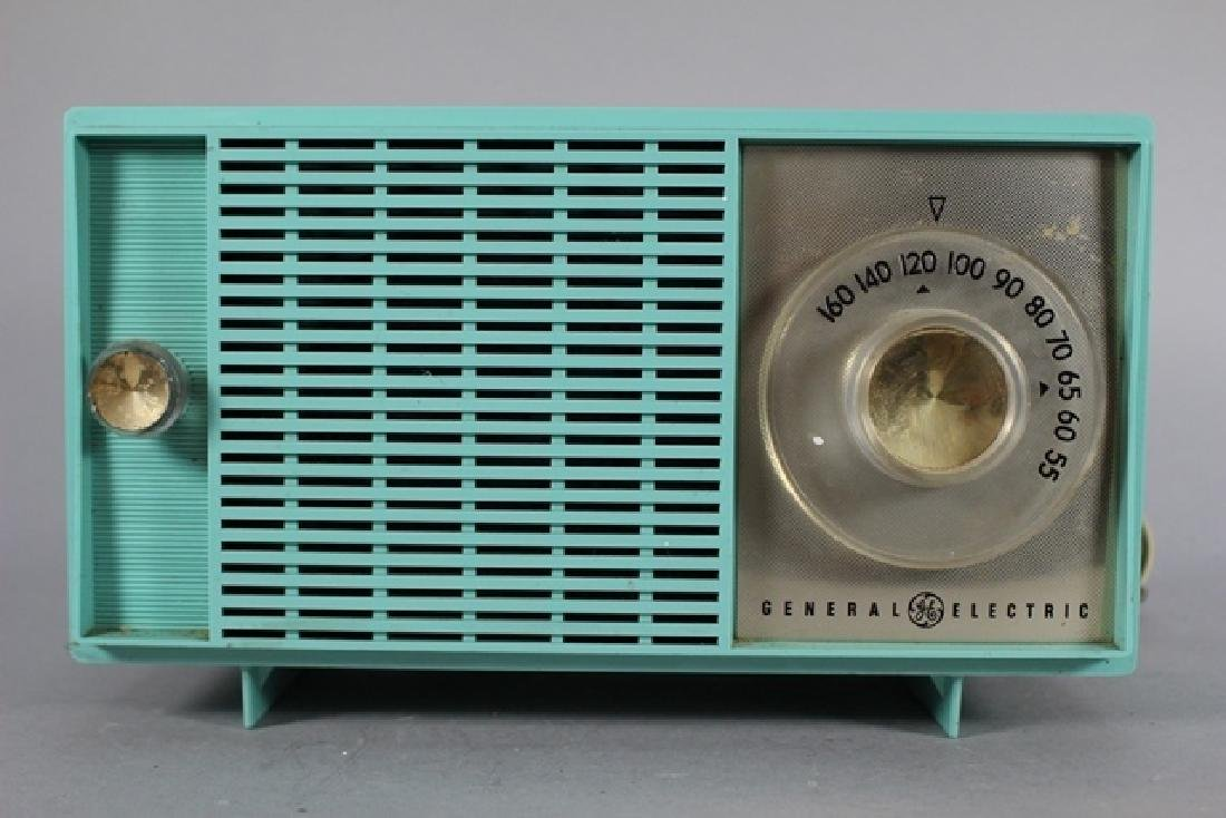 Two General Electric Clock Radio's - 2