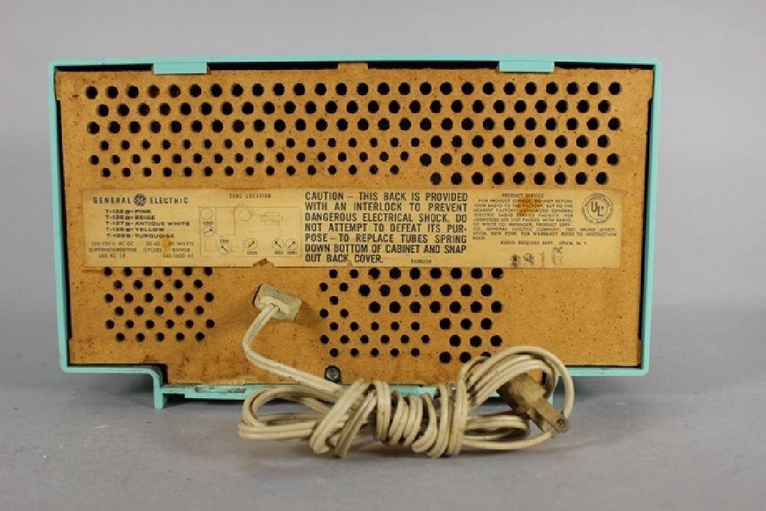 Two General Electric Clock Radio's - 4