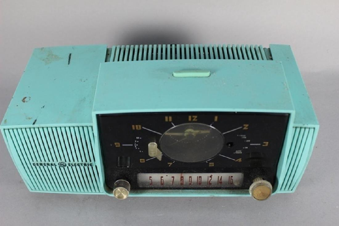 Two General Electric Clock Radio's - 6