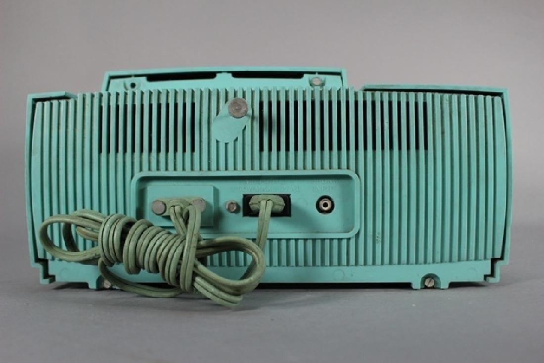 Two General Electric Clock Radio's - 7