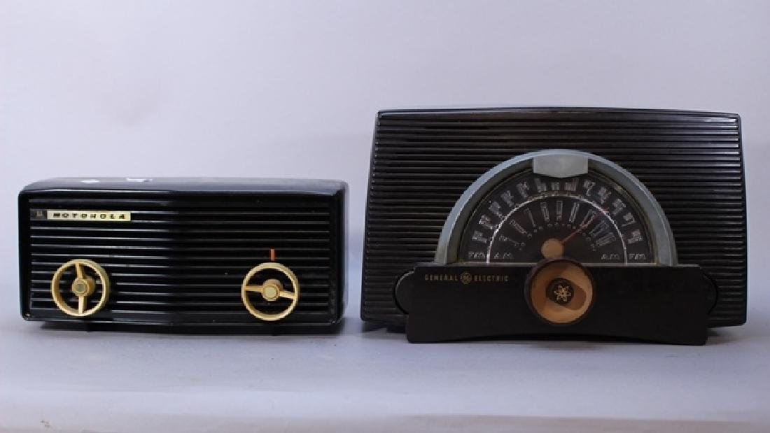 Emerson 560 and RCA Victor RC407