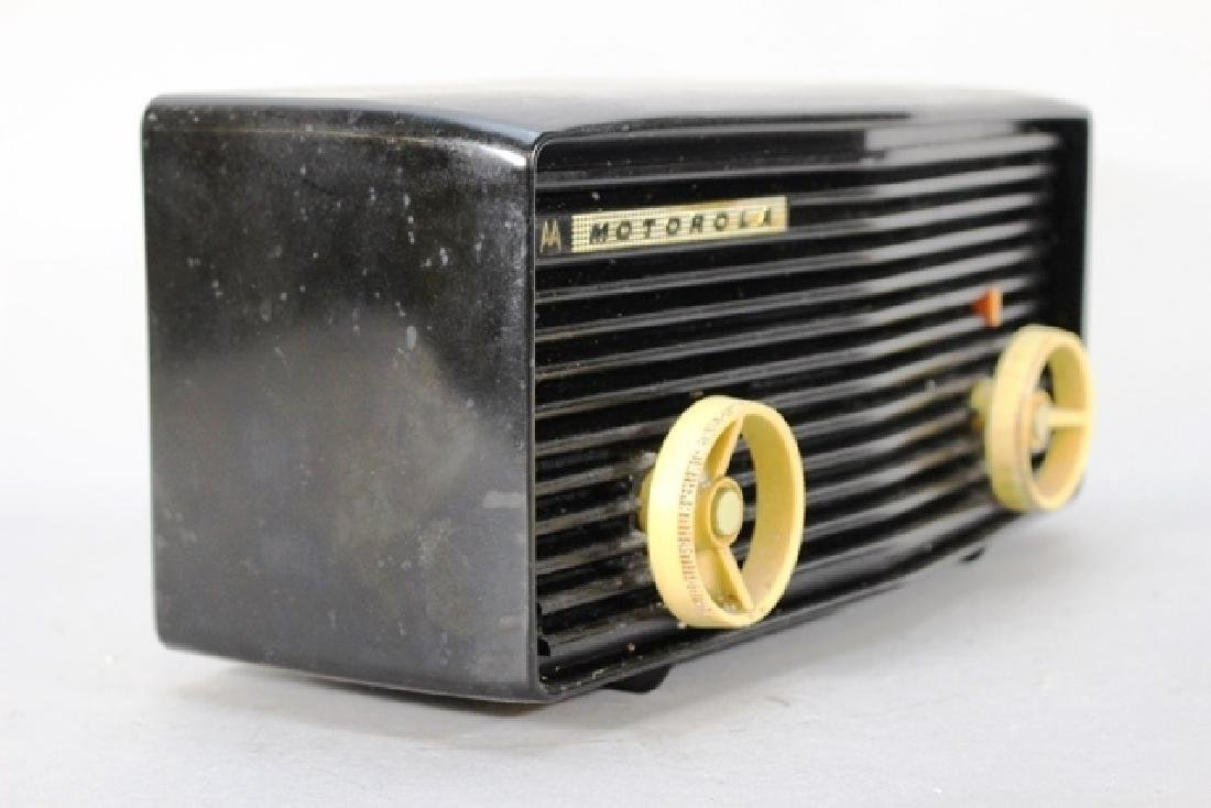Emerson 560 and RCA Victor RC407 - 8
